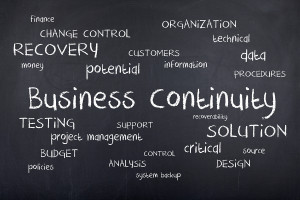 Business Continuity Graphic