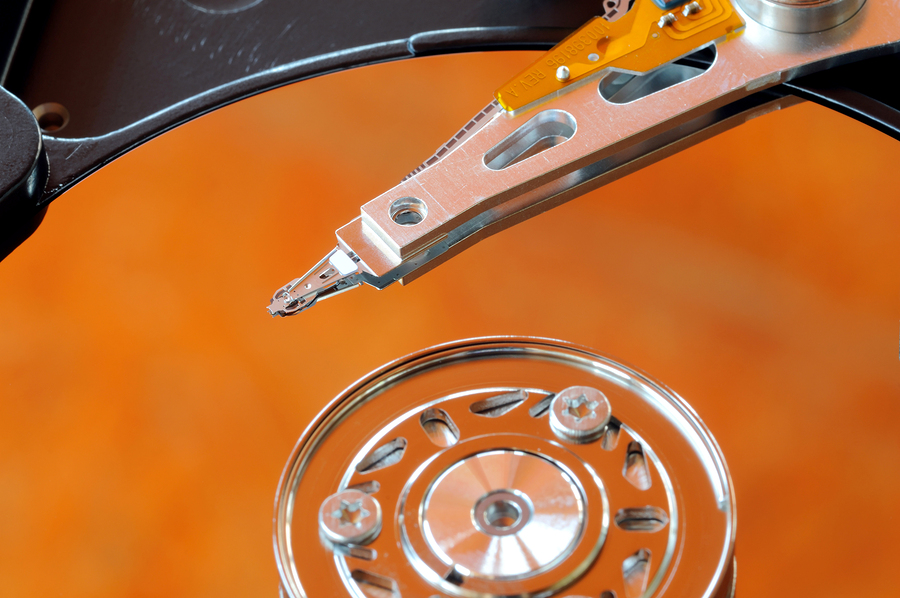 Defective hard drive data recovery